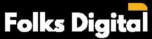 Folks Digital Marketing Footer Logo